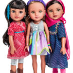 Rollup Kids H4H Dolls