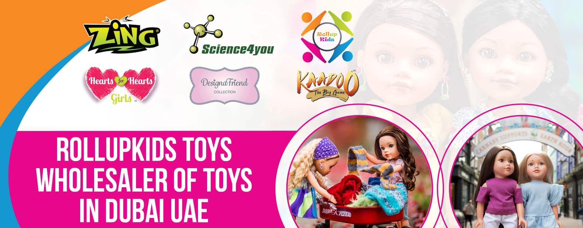 Supplier of Toys  in Dubai